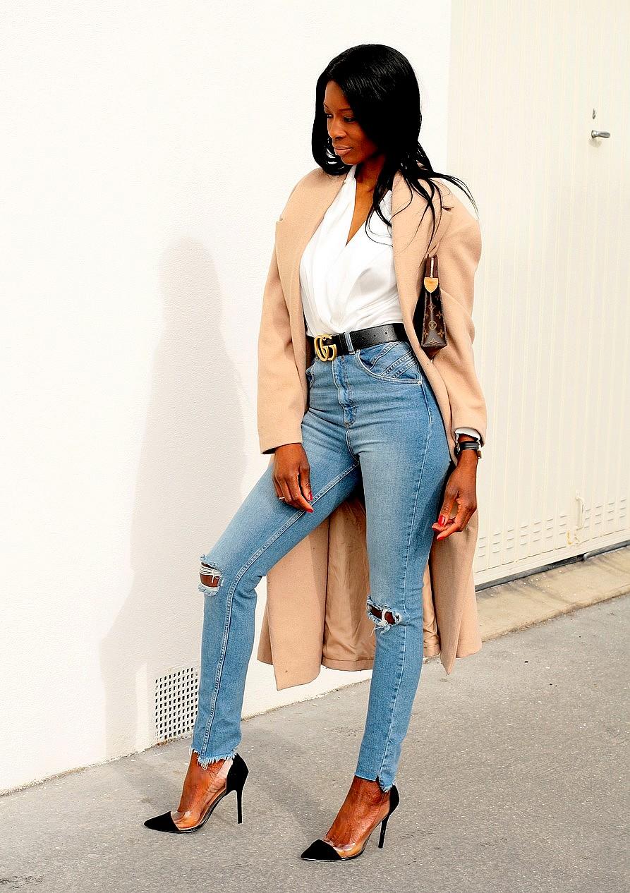 Comment être chic en jeans - Styles by Assitan. Blog mode. French ... 9d93ce729e5
