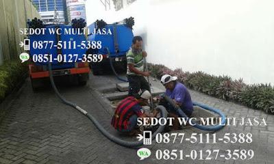 Jasa sedot wc di Jombang Murah