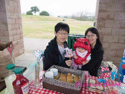 茉莉公園野餐周歲趴