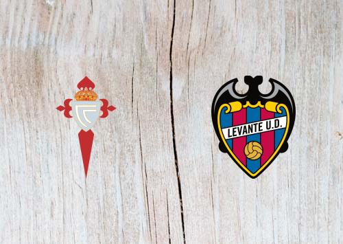 Celta Vigo vs Levante - Highlights 16 February 2019