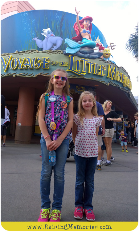 Little Kids at Disney's Hollywood Studios Park