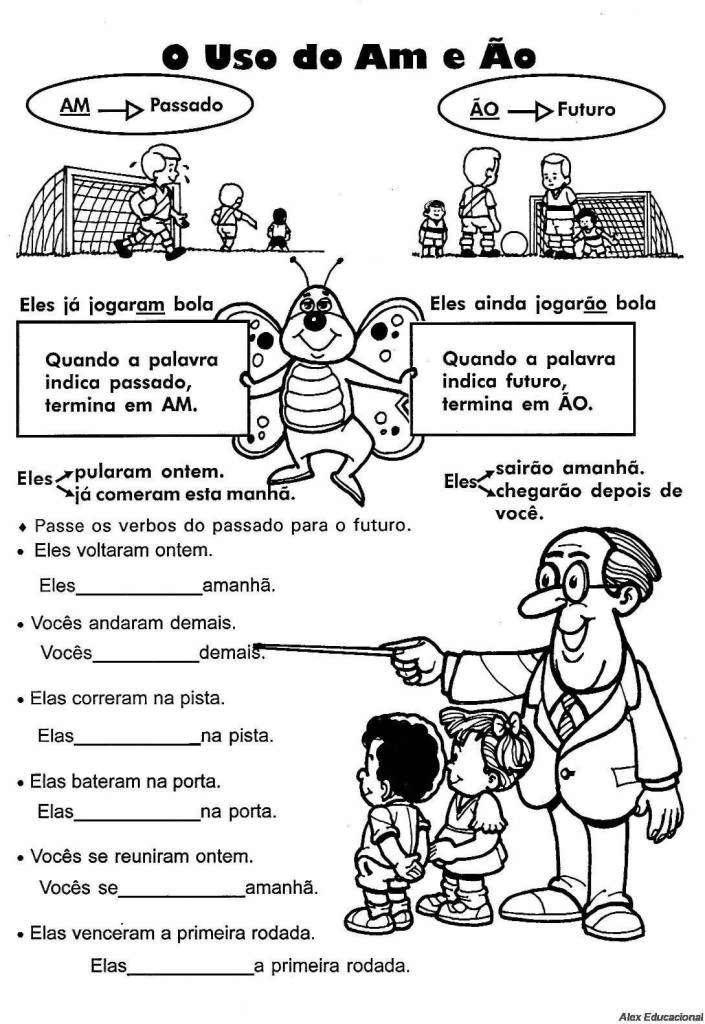 A Arte de Educar, Educação em questão.: Atividades
