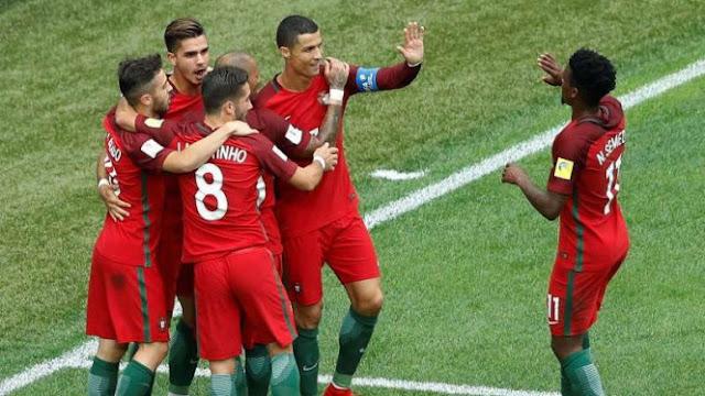 Prediksi Bola Iran vs Portugal Piala Dunia 2018