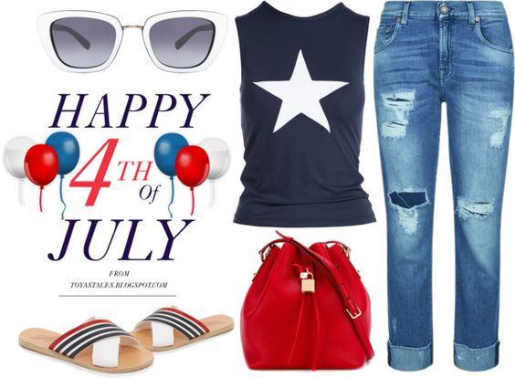 Happy 4th of July (2016 Edition) www.toyastales.blogspot.com #ToyasTales