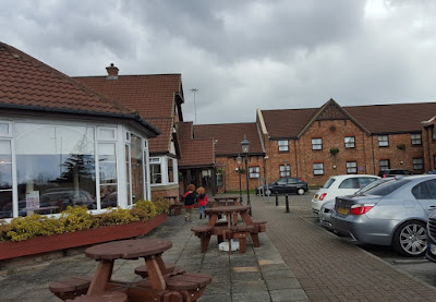 Family Lunch review at Brewers Fayre, Stable Gate, Denton.