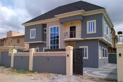 Types of houses names and pictures in nigeria naija worth for Types of duplex houses