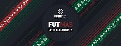 חלוקת מוצרים בחינם ב-FIFA 17 לרגל חג המולד