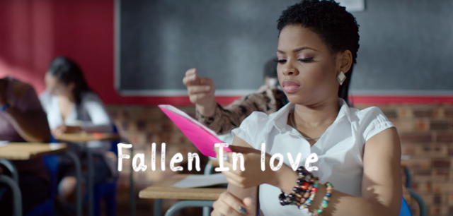 Official Video Chidinma Fallen In Love Watch Download Johmusic