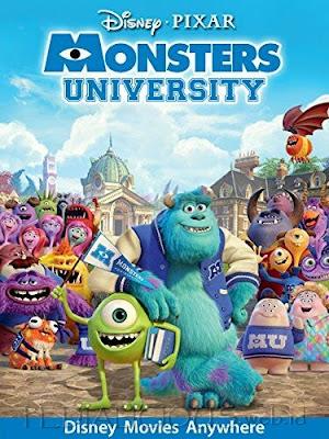 Sinopsis film Monsters University (2013)