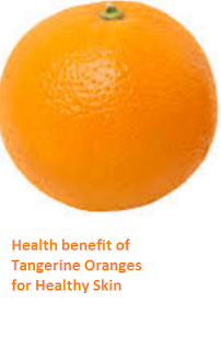 Tangerine Oranges  - Healthy Skin