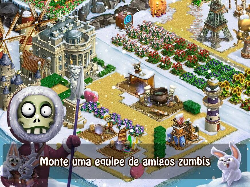 Zombie Castaways APK MOD Dinheiro Infinito 2021 v 4.33