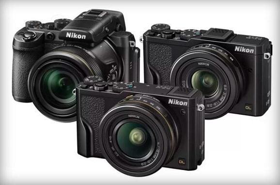 Nikon rilis tiga varian kamera premium paling baru miliknya, Nikon DL Series 2016