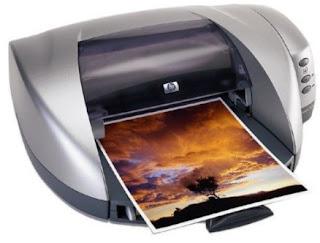 HP Deskjet 5550 Driver Download