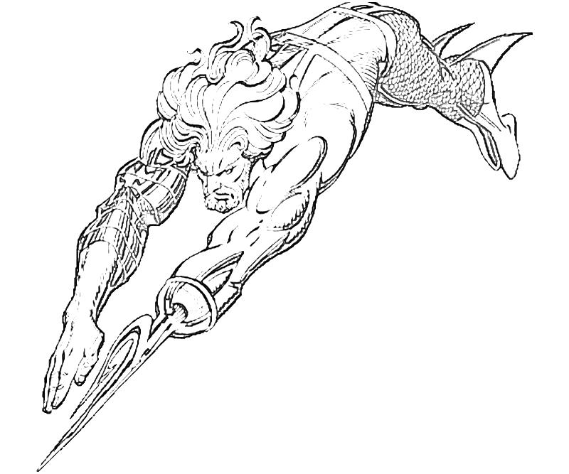 DC Universe Aquaman Character Yumiko Fujiwara