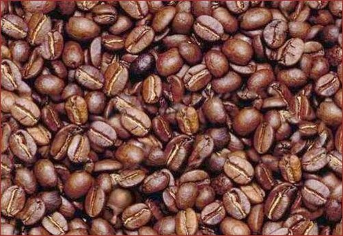 Spot Man In Coffee Bean Riddle