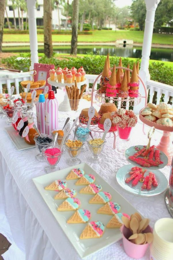 Party Table Decorations Ideas party decor ideas cover 3 modern vases Decorating Ideas For Birthday Party & how to decorate birthday party table | My Web Value