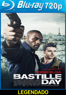 Assistir Bastille Day Legendado (2016)