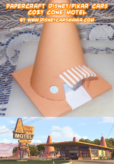 Paper Craft Cozy Cone