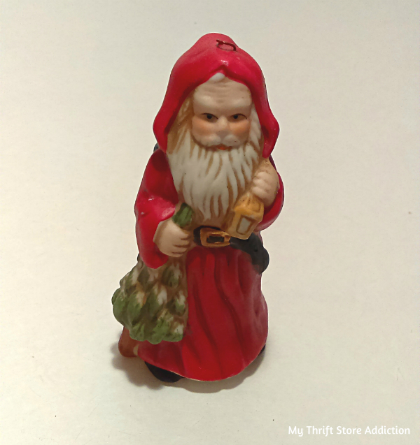 Sylvestri Old World Santa ornament