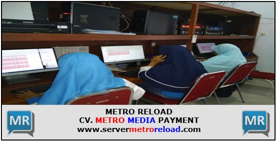 CS Metro Reload CV. Metro Media Payment