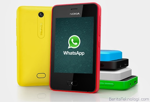 Download aplikasi whatsapp hp nokia 210