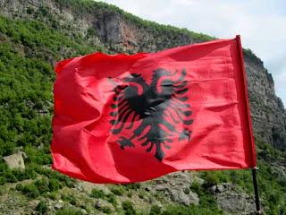 Albanian Flag albania