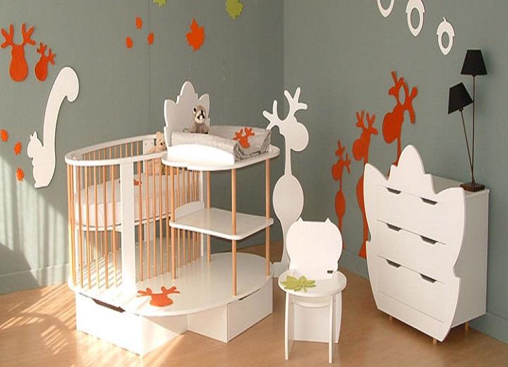 chambres de b b b b et d coration chambre b b. Black Bedroom Furniture Sets. Home Design Ideas