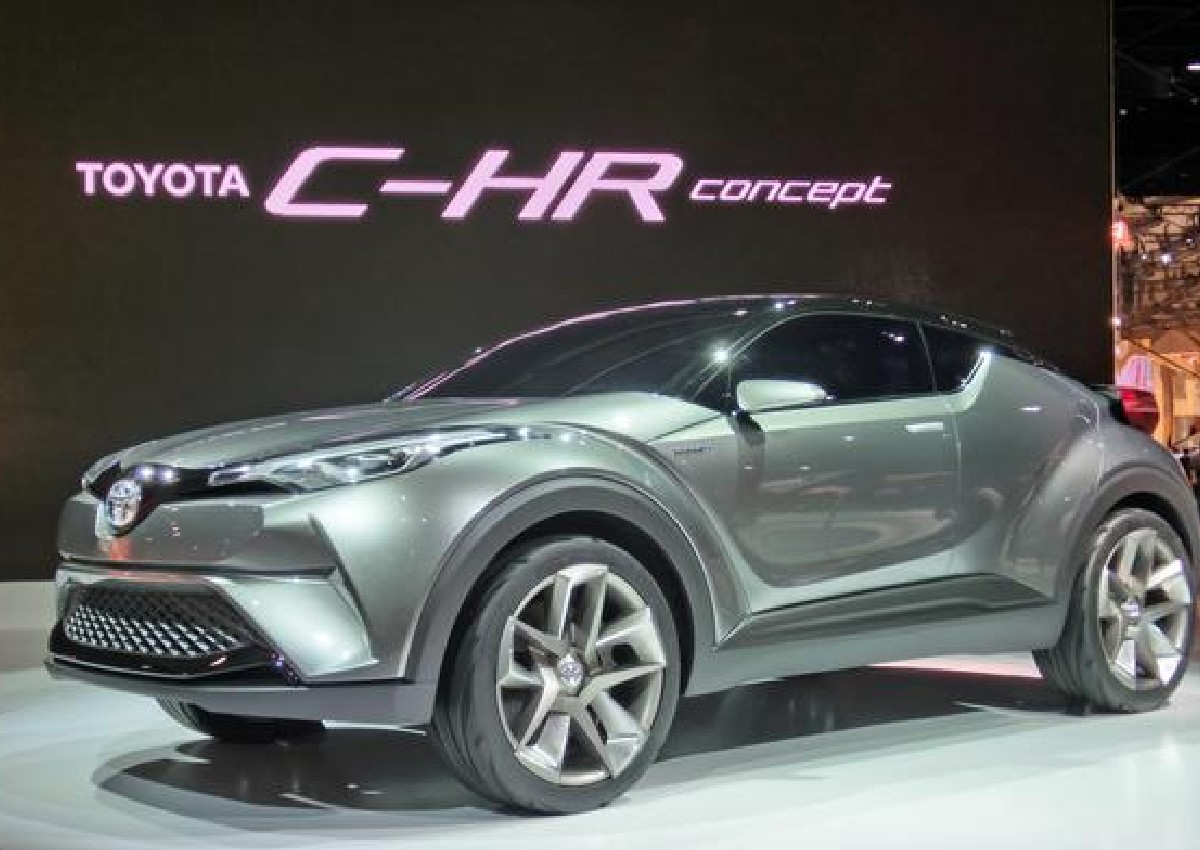 In42u The New Toyota C Hr