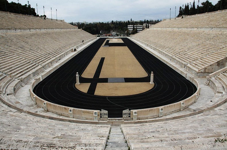 El Estadio Panathinaiko  | Grecia