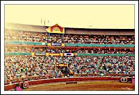 Resultado de imagen de plaza de toros de La Merced