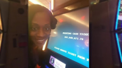 I've Just Won $43 Million on the Slots