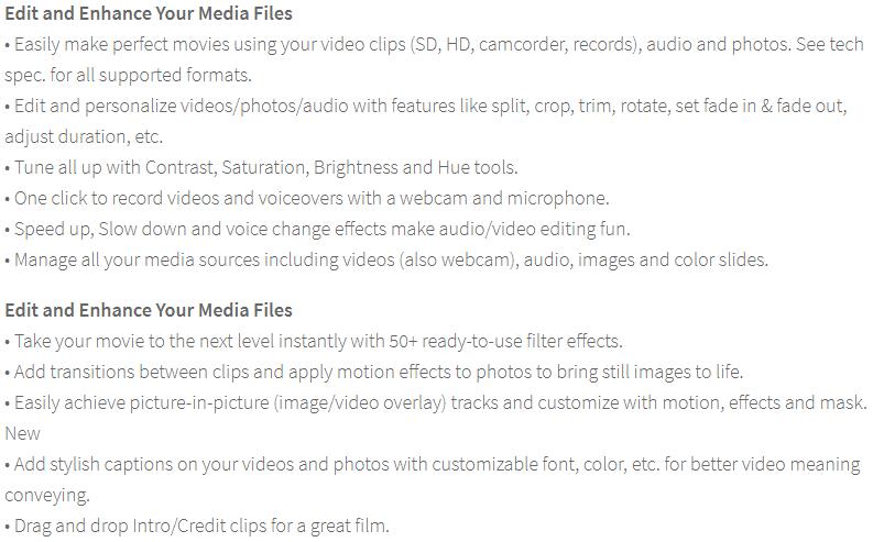 Wondershare Filmora Video Editor 8.4 (x64) + License Keys