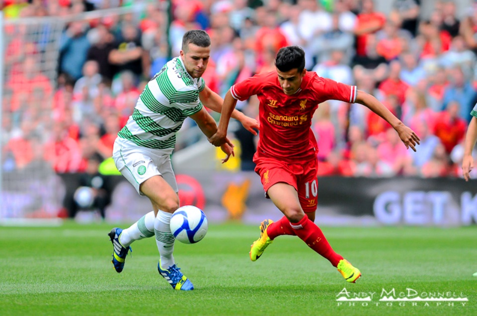 S P O R T I F Y: Liverpool 0 - 1 Celtic