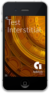 Admob-test-interstitial