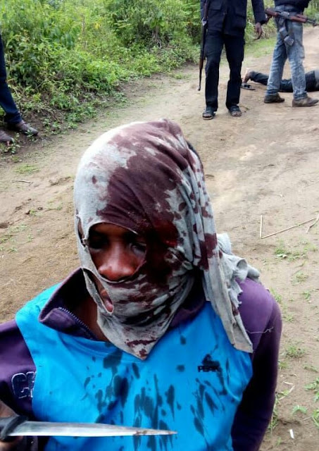 See Young Kidnapper Who Abducted People In Rivers State (Pics)
