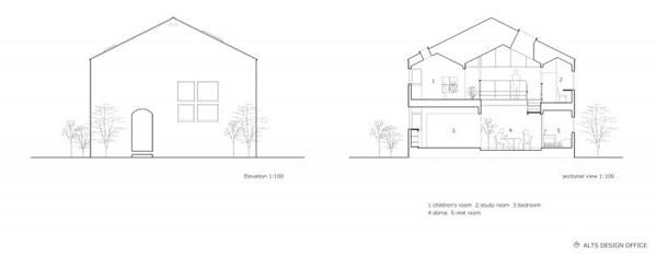 1a9ff3dacb7ee Hogares Frescos  Residencia Minimalista KOFUNAKI  Fiel a la ...