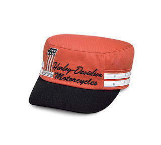 http://www.adventureharley.com/1-colorblocked-flat-top-cap-womens-99566-17vw/
