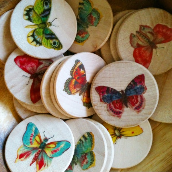 Scrumdilly Do Make A Butterfly Matching Game