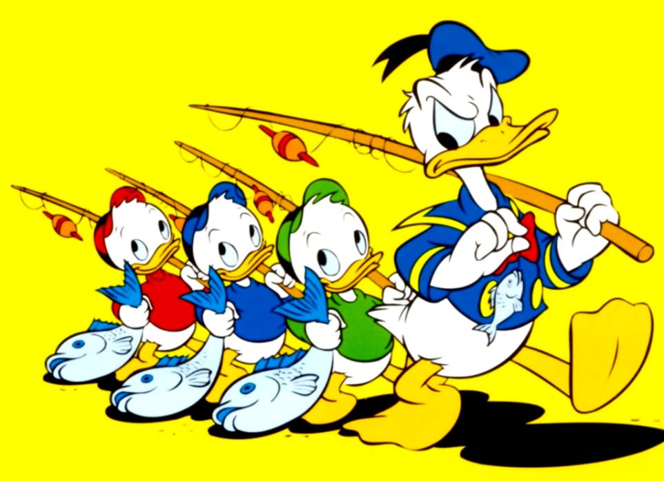 picture perfect Disney Toons Wallpaper Donald Duck Mickey Mouse