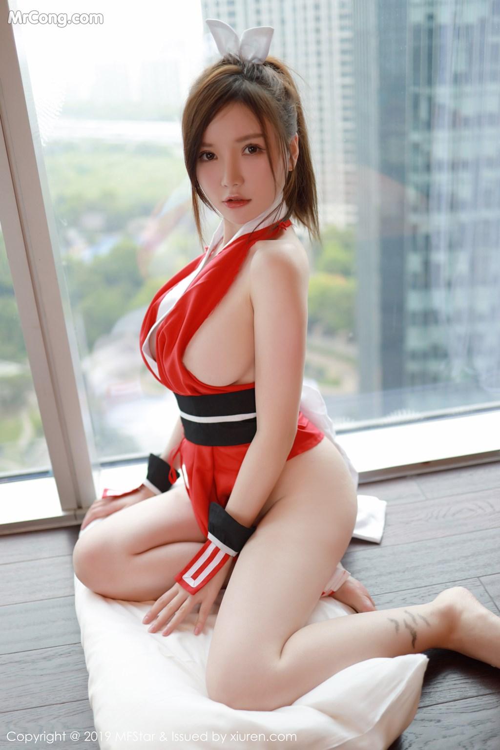MFStar Vol.216: 糯美子Mini (53P)
