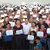 Mauricio Vila cumple el sueño de cientos de familias / mayor seguridad