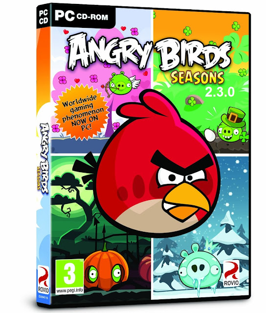 ANGRY BIRDS SEASON 2.3.0 Cover Photo