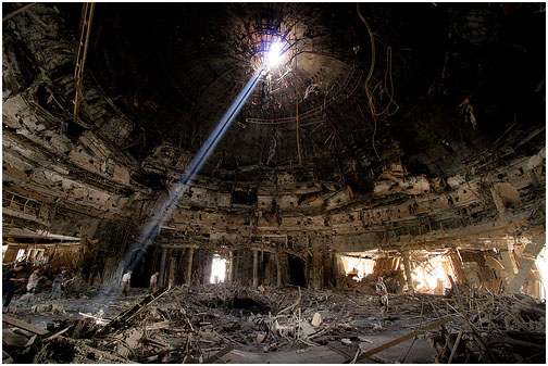 Saddam Hussein's Baghdad Bunker
