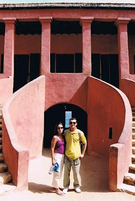 Casa de los Esclavos en Gorée (Senegal 2003)