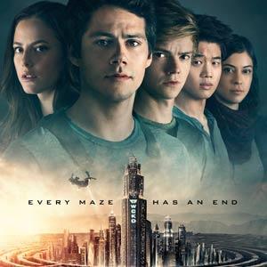 Poster do Filme Maze Runner - A Cura Mortal