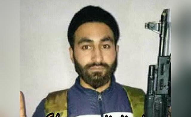 हिजबुल मुजाहिदीन नावाच्या दहशतवादी संघटनेमध्ये सामील झाला अम्मू चा हुशार विद्यार्थी मान्नान वाणी
