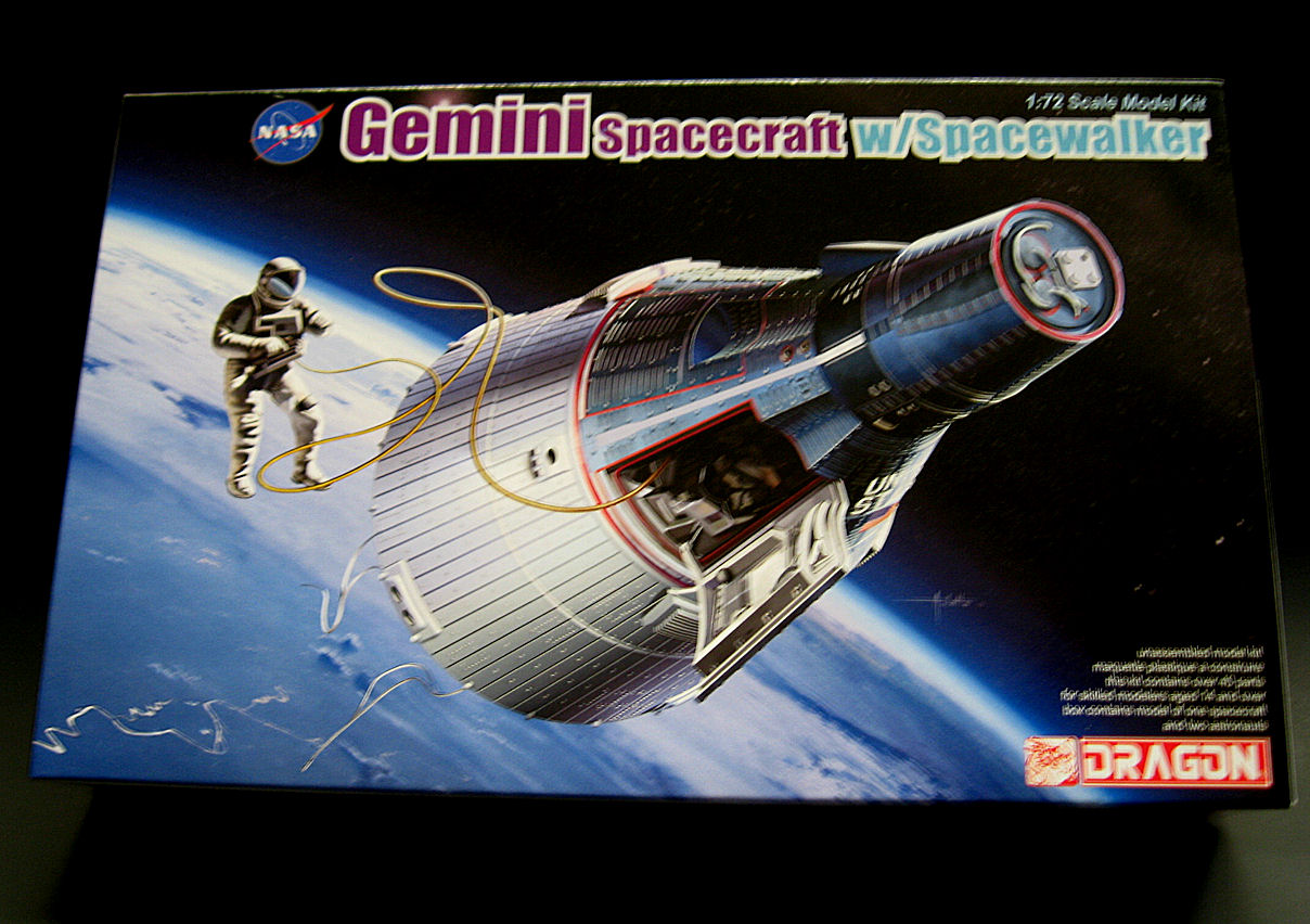 Gemini Spacecraft Model Interior - Pics about space