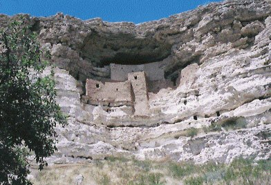 Montezuma Castle - Arizona