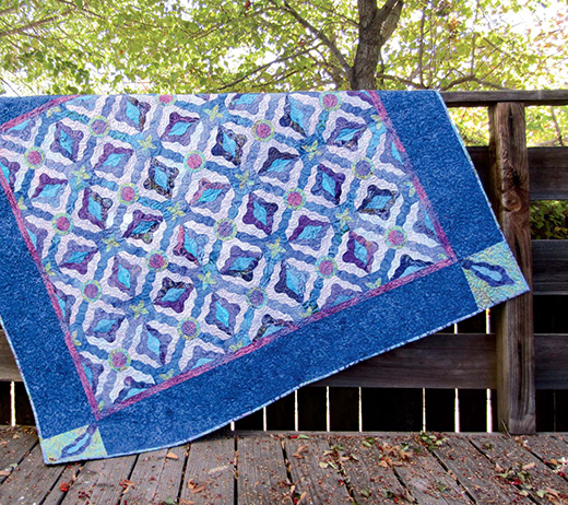 A Bit of Barcelona Quilt Free Pattern