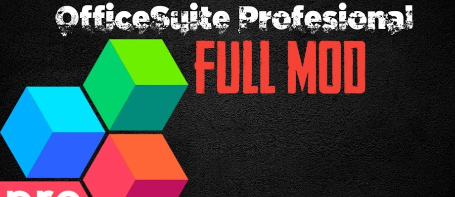 Free Download OfficeSuite Profesional Full Mod